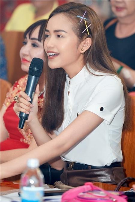 Hoa hậu Ngọc Châu ngồi ghế giám khảo, xúc động trước tài năng của người khuyết tật 2