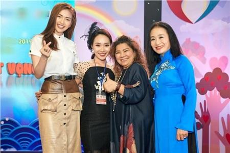 Hoa hậu Ngọc Châu ngồi ghế giám khảo, xúc động trước tài năng của người khuyết tật 3