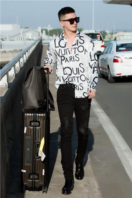 Võ Cảnh lên đường đến LHP Cannes, là sao nam Việt duy nhất đi thảm đỏ năm nay? 0
