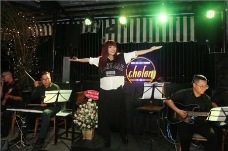 Giọng hát nội lưc, hiếm có khó tìm trong Vbiz của Phương Thanh đã giúp chị có một đêm nhạc trọn vẹn.