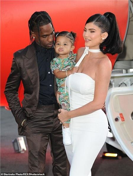 Kylie Jenner và Travis Scott vừa chia tay chưa lâu.