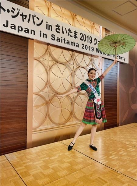 Hóa thân thành 'cô Mị' tại Hoa hậu Quốc tế 2019, Tường San bị chê nhạt nhòa, vũ đạo phản cảm 0