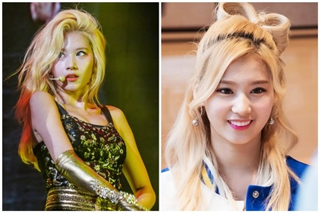 Bạn thích Sana với style dễ thương hay quyến rũ?