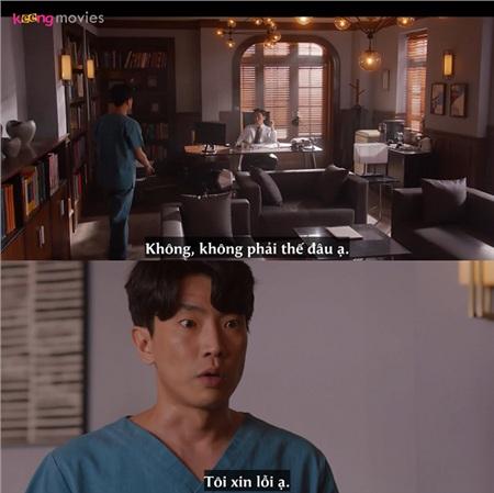 Yang Ho Joon là người ghánh chịu cơn thịnh nộ của Viện trưởng Park.