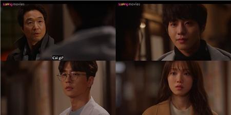 Ai nấy đều bất ngờ khi Seo Woo Jin thông báo muốn nghỉ việc.
