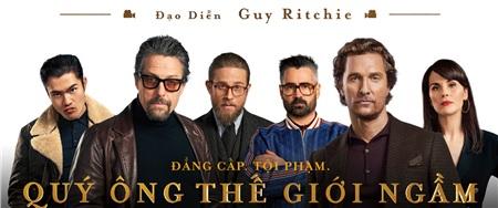 Guy Ritchie: Đạo diễn tỷ đô và dấu ấn phim hành động, tội phạm 5