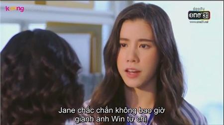'Trở về ngày yêu ấy' tập 4: Ngày càng thân thiết với Win nhưng Jane chỉ muốn chịu kiếp friendzone 1