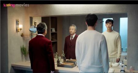 Kim Tae Pyung gặp tiền bối Baek trong lúc hôn mê.