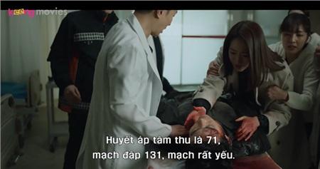 Trong lúc hôn mê, Kim Tae Pyung đã rơi vào trạng thái ảo giác, nơi cậu gặp lại tiền bối Baek đã chết.