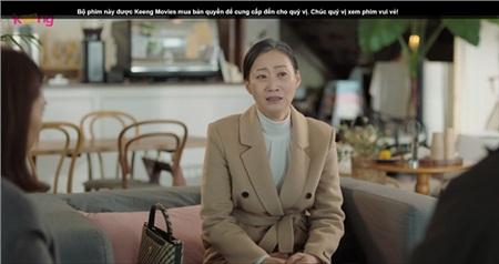 Mẹ Hyeon U bất ngờ xuất hiện sau nhiều năm.