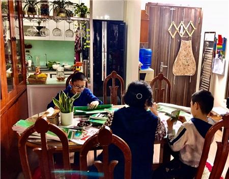 Mẹ chồng - người phụ nữ tiếp thêm sức mạnh cho chị Trang