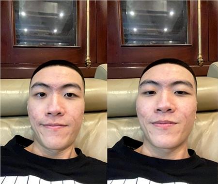 Diện mạo mới của người đi đường giữa số 1 Việt Nam sau khi thay đổi kiểu tóc