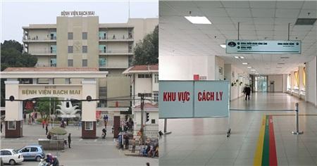 Người bệnh và người nhà bệnh nhân đang điều trị tại Bệnh viện Bạch Mai sẽ phải cách ly y tế