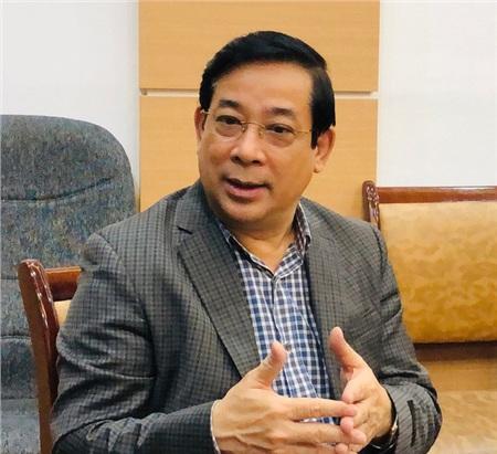 PGS-TS Lương Ngọc Khuê, Cục trưởng Cục Quản lý Khám, chữa bệnh