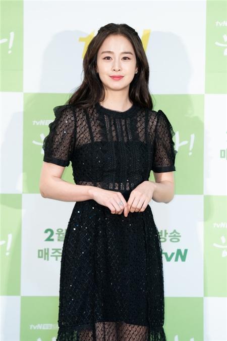 Kim Tae Hee tái xuất trong phim thế sóng 'Crash Landing On You': Nhan sắc ăn đứt 'tiểu tam' kém tuổi 0
