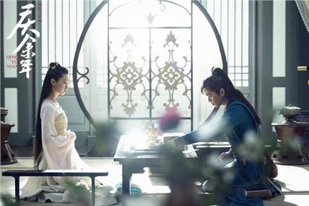'Khánh dư niên' gây sốt với Douban 8.0: Tiêu Chiến hát nhạc phim ngọt ngào, sao nữ xinh lung linh mê mẩn 5