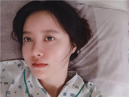 Xót xa trước thông tin Goo Hye Sun phải nhập viện khẩn cấp để phẫu thuật cắt bỏ polyp sau biến cố ly hôn 0