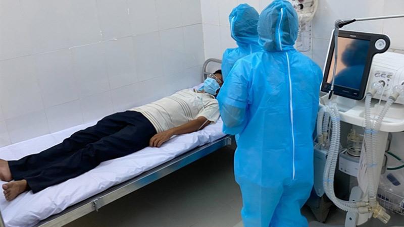 Lập tức công bố lịch trình di chuyển của BN 170 Ninh Bình vào thăm bố ở BV Bạch Mai sau đó xét nghiệm dương tính Covid-19