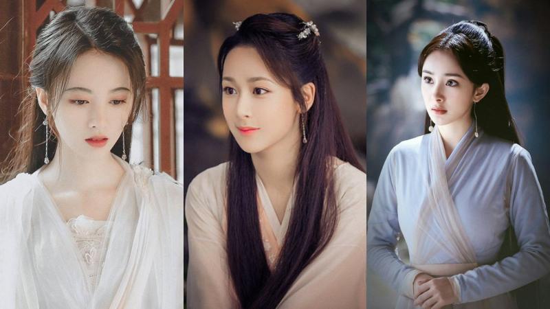 Top 10 nữ thần cổ trang: Hạng nhất thuộc về ai khi Dương Mịch, Cúc Tịnh Y chỉ đứng ở vị trí 5 và 9