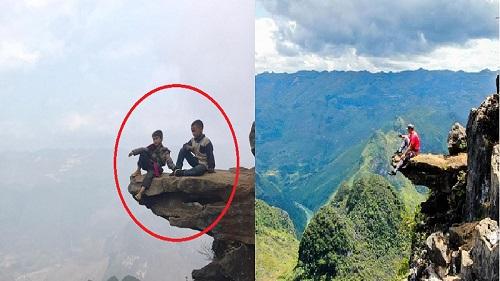 Trẻ em miền núi đòi tiền mới cho du khách chụp ảnh check-in, dân mạng 'nảy lửa' tranh cãi: 'Nên cho hay không?'